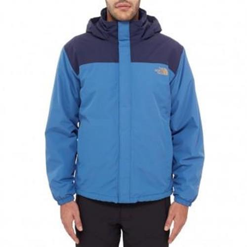 מעיל נורת פייס גברים מדגם  The North Face Men's Resolve Insulated Blue