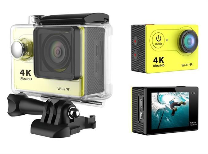 מצלמת אקשן  EKEN 4K דגם H9 מקורית! Ultra HD 4K WiFi 1080P/30fps