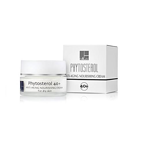 קרם פנים מזין לעור יבש - Dr. Kadir Phytosterol 40+ Nourishing Cream For Dry Skin