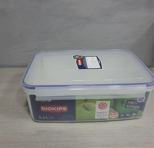 מכיל פלסטיק מחולק מתאים למקרר ומתאים למיקרוגל של נעמן פורצלן