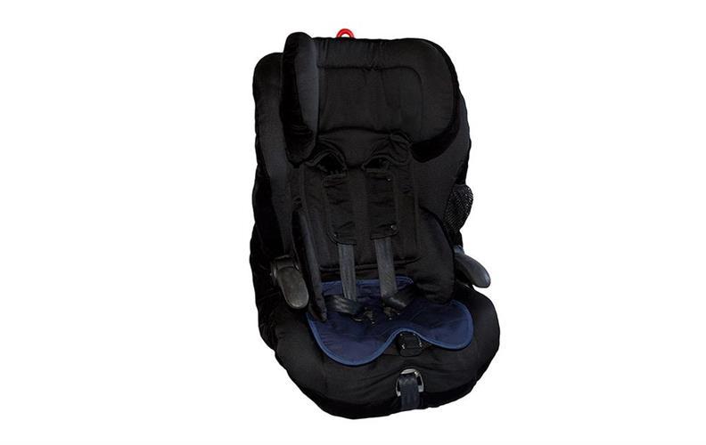 ברולי - מגן מושב לרכב לפעוטות וילדים