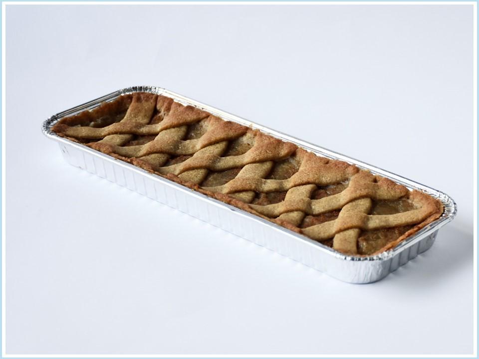 פאי תפוחים וקינמון (פס) - ללא קמח חיטה