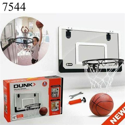 לוח כדורסל גדול לתלייה על הדלת