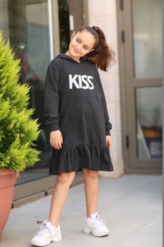 שמלת פוטר קפוצ'ון KISS