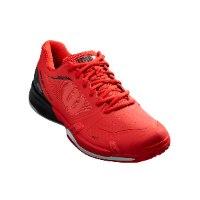 נעלי טניס גברים Wilson Rush pro 2.5 red