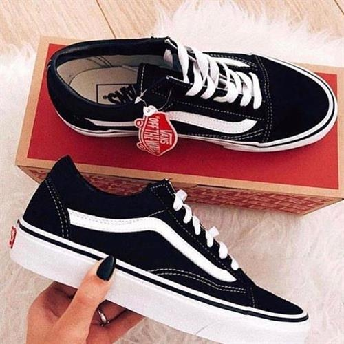 VANS OLD SKOOL BLACK&WHITE