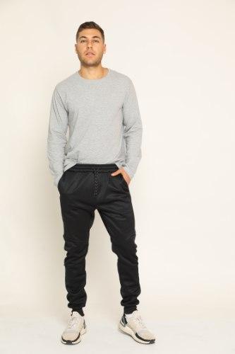 מכנס גבר ארוך סקובה חלק