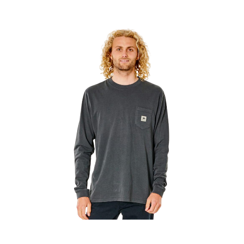 Rip Curl Quality Products Pckt Long Sleeve B