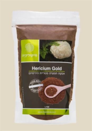 הריסיום גולד - HERICIUM GOLD - 100%