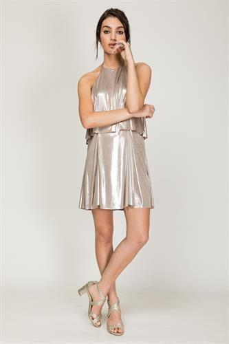 שמלת הילטון פודרה