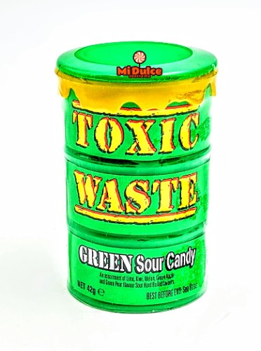 Toxic Waste Green,אקסטרה חמוץ