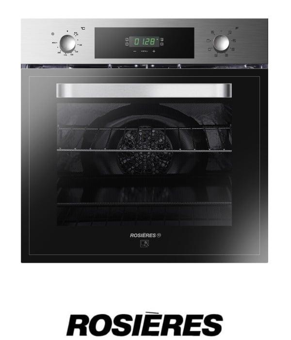 ROSIERES תנור בנוי בנפח 65 ליטר דגם RFCMS65