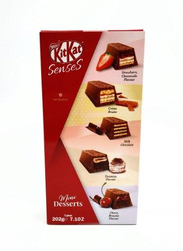 מארז Kit Kat Senses mini deserts