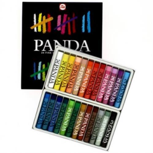 24 צבעי פנדה איכותיים