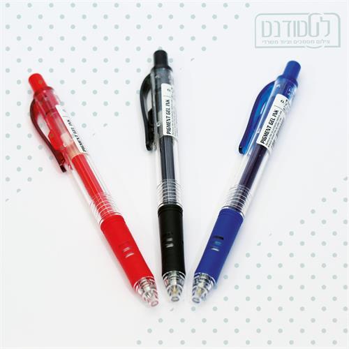 עט פנטל לחצן