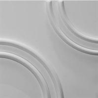 חיפויי קיר תלת מימדי דגם ''karlstad'' בגודל 50X50