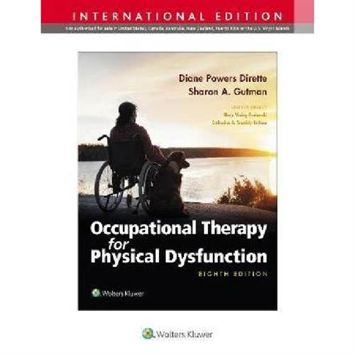 Occupational Therapy for Physical Dysfunction 8th Edition
