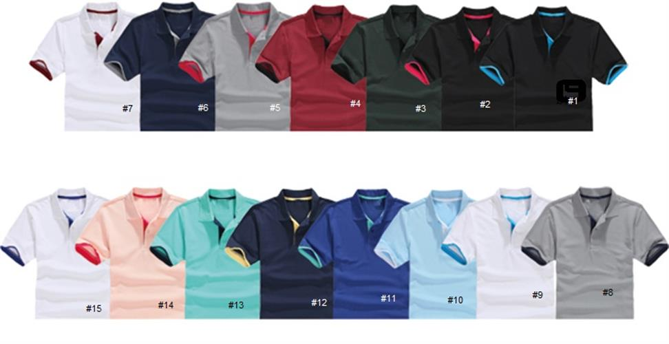 MuLS חולצות  פולו  בצבעים  ועיצובים
