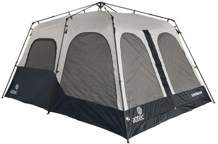 אוהל בן רגע ל8 אנשים  דגם  SUPERNOVA 8 Aztec