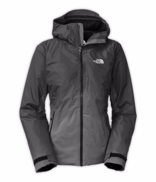 מעיל נשים נורט פייס מדגם The North Face Women's Fuseform Dot Matrix Insulated Jacket  Black