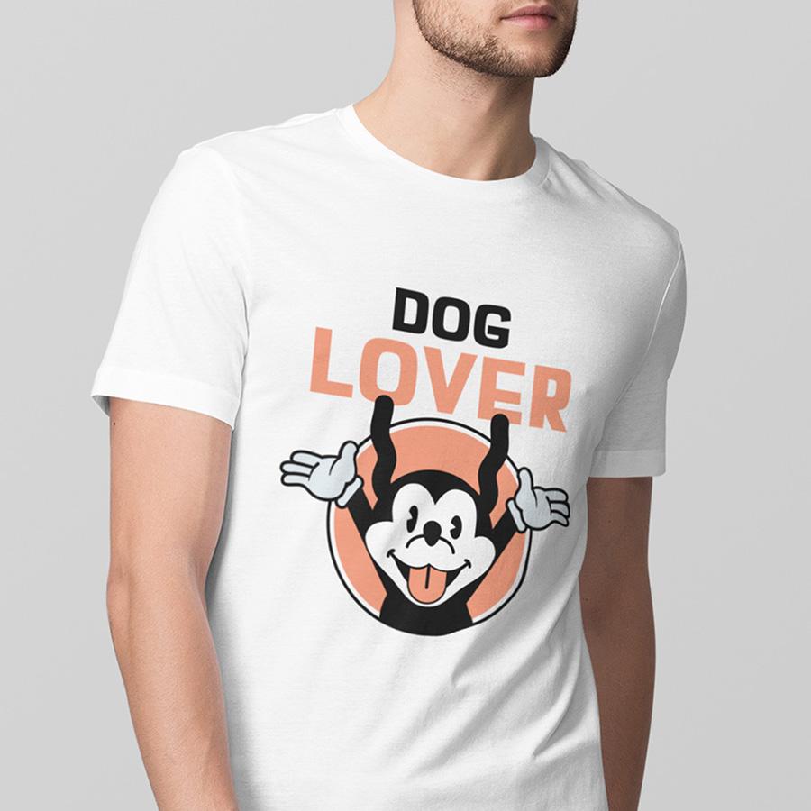 חולצת טי - Dog Lover