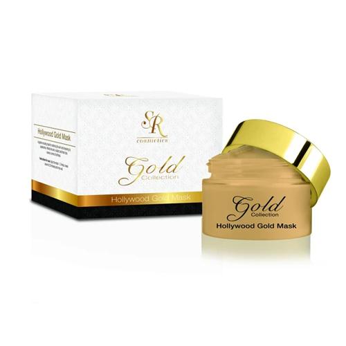 SR Cosmetics Hollywood Gold Mask -  מסכת הוליווד זהב למתיחה