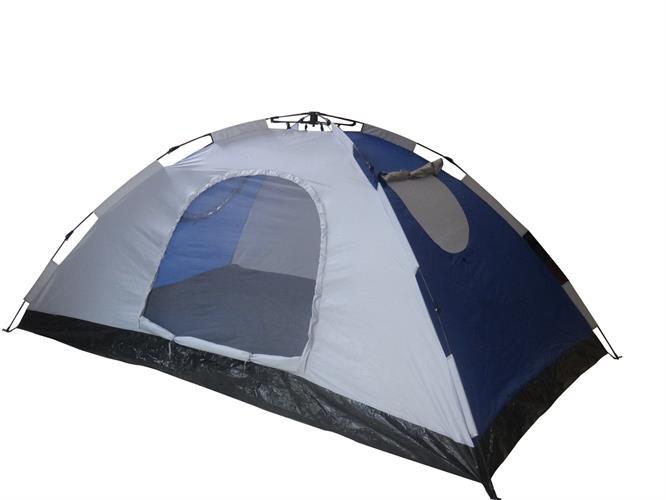 אוהל 6 אנשים פתיחה מהירה SWISS CAMP