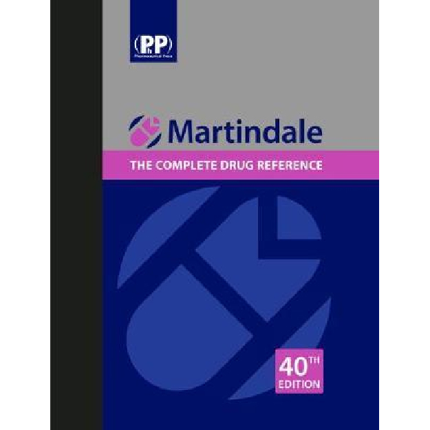 Martindale: The Complete Drug Reference 2020 : The Complete Drug Reference