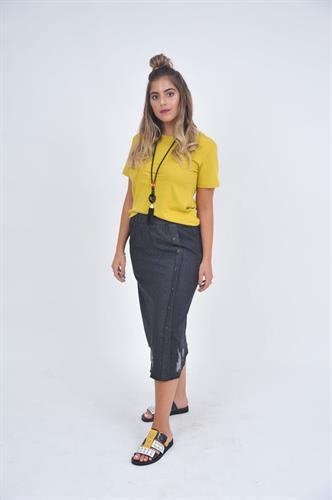 חצאית גינס ONE SIZE