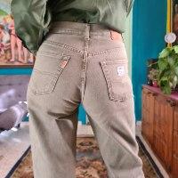 ג'ינס SHAFT צבע ירקרק מידה L