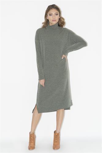 שמלת רובין ירוקה