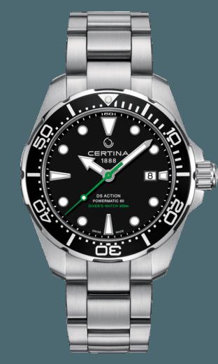 שעון סרטינה דגם C0324071105102 Certina