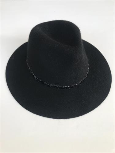 כובע שיין שחור