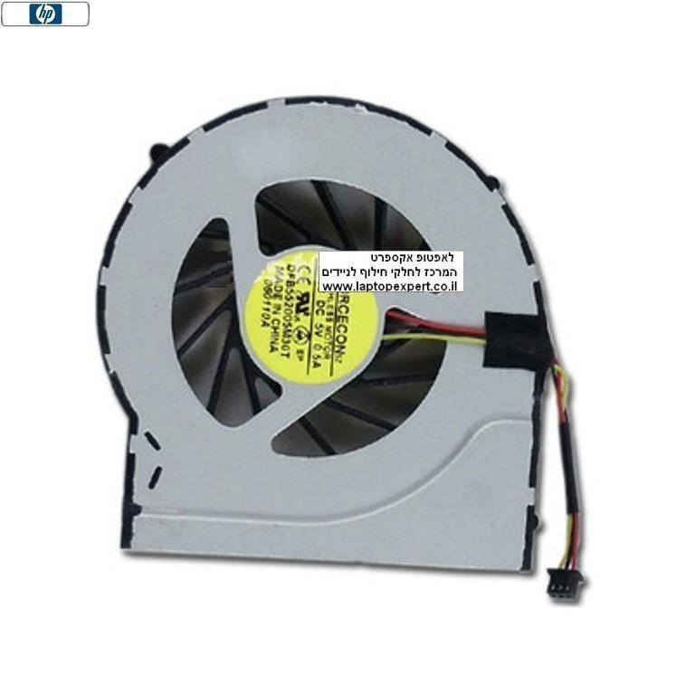 מאוורר להחלפה במחשב נייד HP Pavilion dv6-3000 Series Cooling Fan DC5V  622032-001, 598883-002
