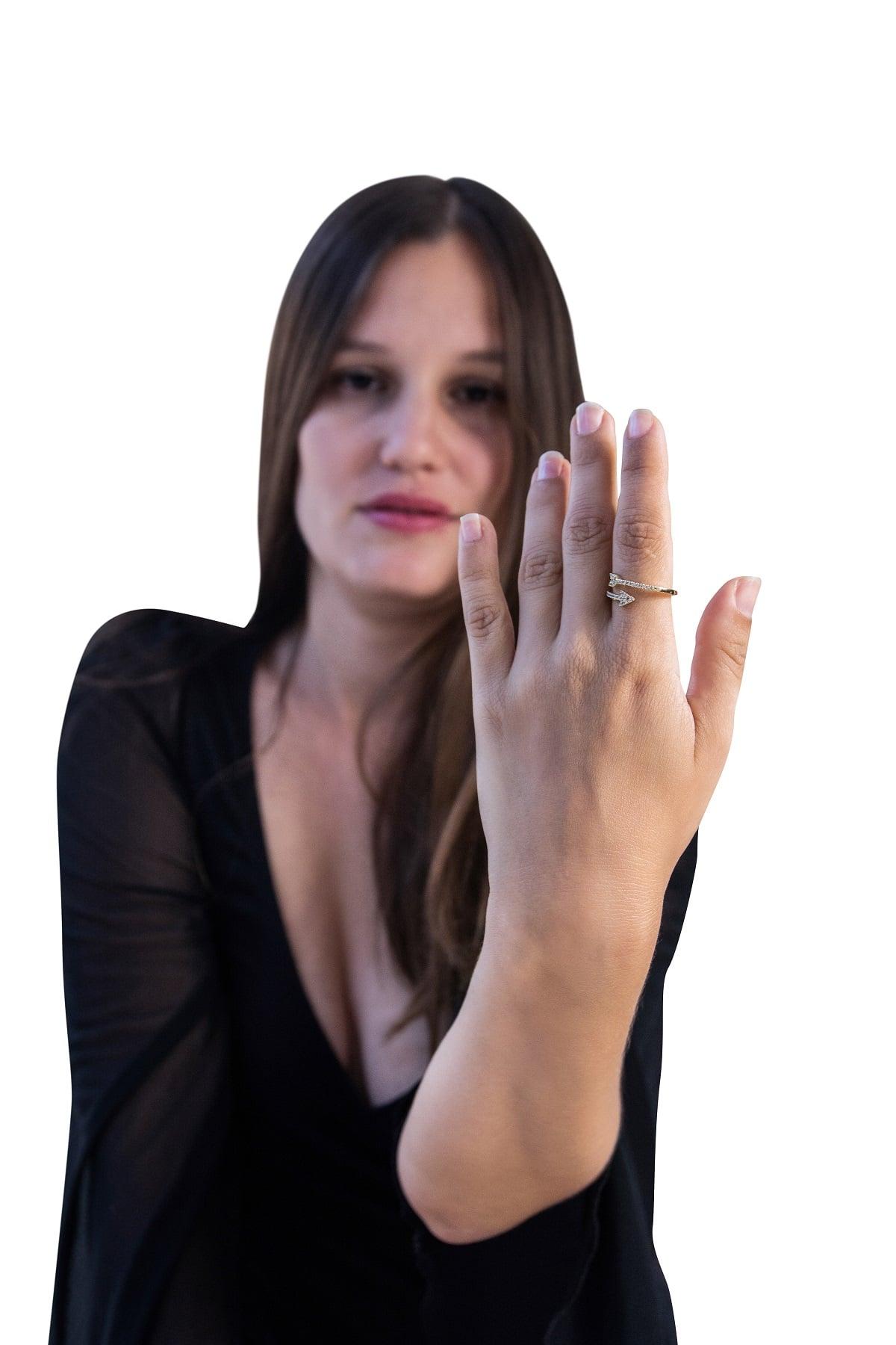 טבעת - קופידו
