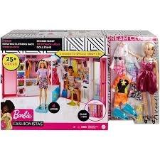 ארון החלומות Barbie