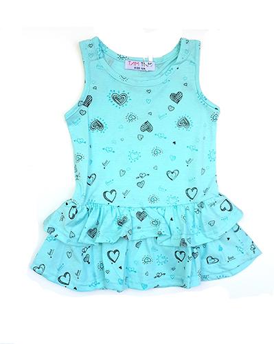 שמלת לבבות
