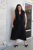 שמלת רובי שחורה