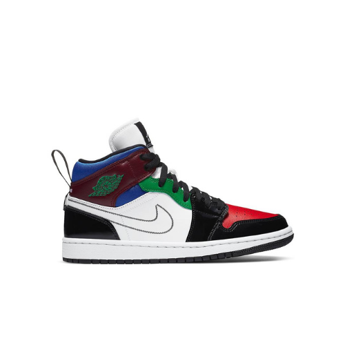 Nike Air Jordan 1 Mid Multycolour