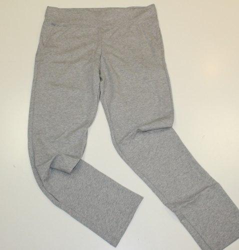 0מכנס נשים כיסים חגורה רחבה אפור