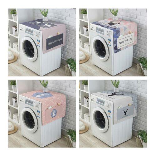 כיסוי נוי למכונת כביסה
