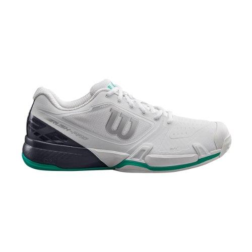 נעלי טניס גברים Wilson Rush pro 2.5 White