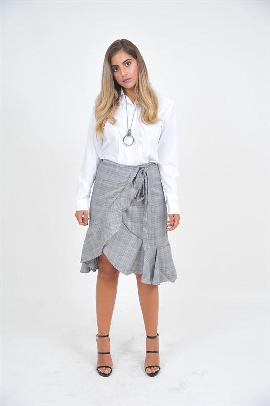 חצאית מעטפת