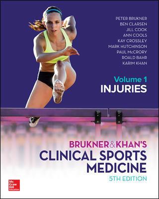 Brukner & Khan's Clinical Sports Medicine: Injuries: Vol.1
