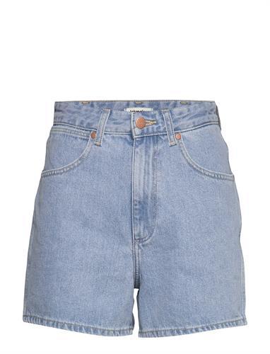 ג׳ינס קצר WRENGLER גזרת MOM