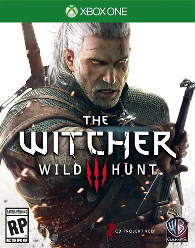 XBOX ONE - The Witcher 3: Wild Hunt