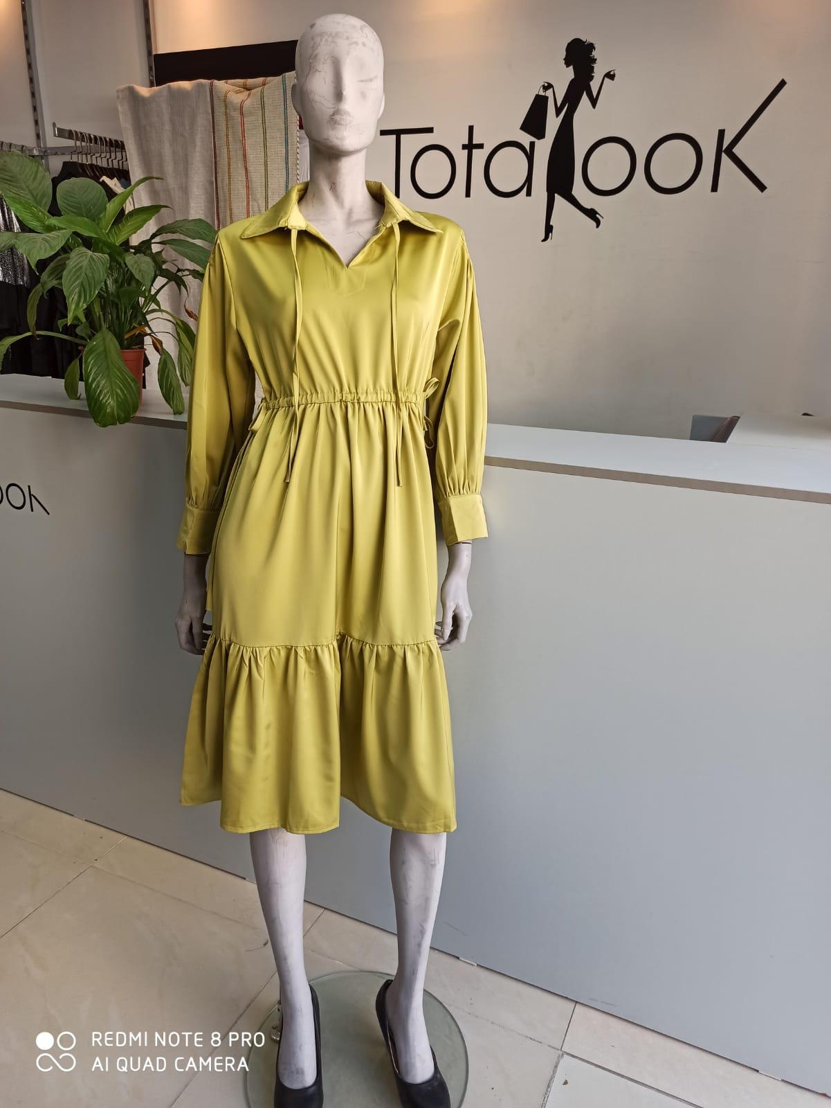שמלת טופז
