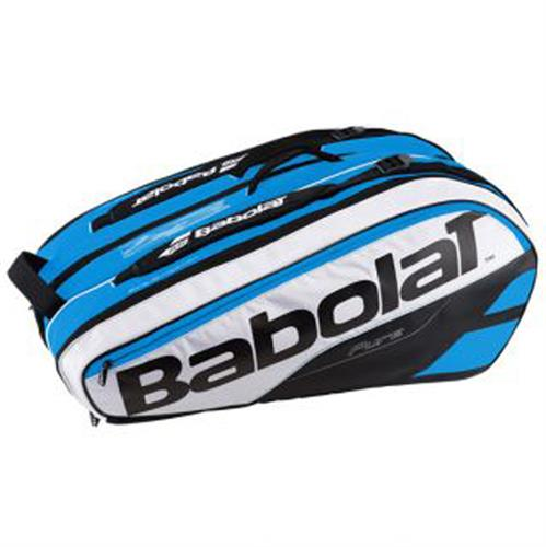 Babolat Pure Line Racquet Holder x12 Blue/White תיק טניס