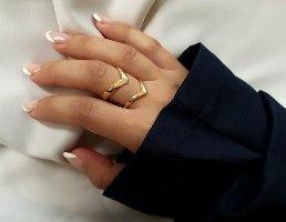 טבעת דאבל שפיץ