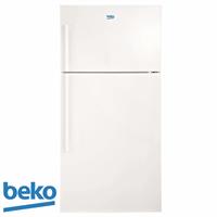 beko מקרר מקפיא עליון 558 ליטר דגם: DN161220W מעודפים !